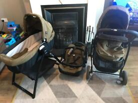Graco Evo 3 in 1 Travel System PRICE DROP