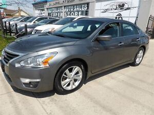 2014 Nissan Altima 2.5 SV Sunroof Rear View Camera