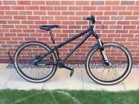 Saracen cr2 mountain/jump bike-with some customisations