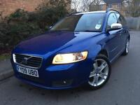 2009 Volvo V50 Se 1.8 16v 125Bhp 5g Face Lift Full Dealership History Long Mot 2 Keys