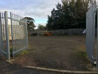 Yard Space for Rent, Strathaven