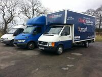 CHEAP PROFESSIONAL REMOVALS MAN WITH A VAN FULLY INSURED SAMEDAY LUTON STORAGE AVAILABLE PIANO MOVER