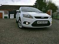 2010 Ford Focus Zetec TDCI only 89,000