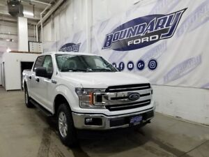 2018 Ford F-150 XLT 300A 5.0L V8