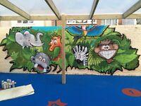 Experienced Graffiti Artist