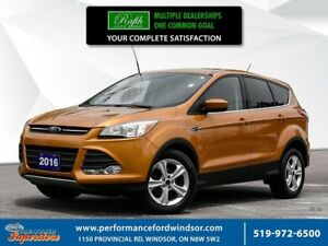 2016 Ford Escape SE ***1.6L ecoboost***