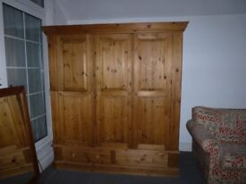 large wardrobe for sale