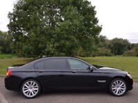 BMW 730Ld Beautiful example with plenty of extras