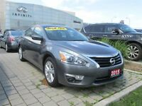 2015 Nissan Altima 2.5 SV PWR/SUNROOF,REMOTE STARTER,BACKUP CAME
