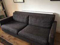 Habitat Chester 3 Seater Sofa in great condition