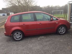 Ford FOCUS C-MAX ZETEC TDCI E4 2006 OFFERS ACCEPTED ONO