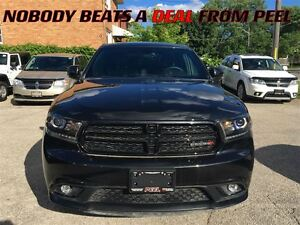 2016 Dodge Durango Limited**BLACKTOP**AWD**