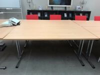 5 x Boardroom Large Conference Tables