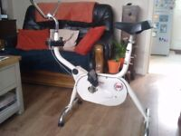 BH HOMEBIKE EXERCISE BIKE FOR SALE. COULD DELIVER.