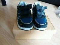 Brand new boys trainers sizes 10-2