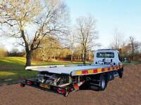 LONDON CAR RECOVERY 24 HOUR VAN BREAKDOWN VEHICLE TRUCKS TOW TOWING ASSISTANT TRANSPORTER SERVICES