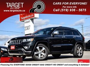 2014 Jeep Grand Cherokee Limited, Super Clean, Drives Great ***