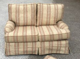 Brand new two seat sofa