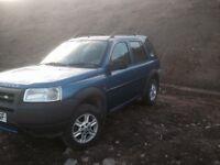 Cheap diesal Land Rover freelander