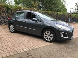 Peugeot 308 ACTIVE NAV VERSION HDI diesel