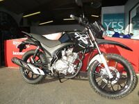 Brand New 125cc Lexmoto Assault - £1499 OTR. Learner Legal, Finance subject to status.