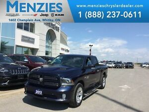 2013 Ram 1500 Sport Crew, Bluetooth, Navi, Clean Carproof