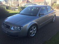 """Audi A4 3.0L Quattro """"Non Runner"""" Sport Auto for Spare or Repair"""