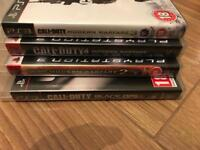Call of duty games ps3