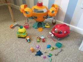 Octonauts toys