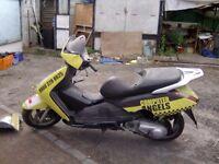 Honda panthen 125 2007 spares or repair hpi clear