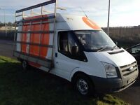 2008 (08) Ford Transit 115 t350L LWB Window Fitters Panel Van