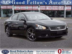 2013 Nissan Maxima LEATHER, SUNROOF, NAVIGATION, 6 CYL, 3.5L