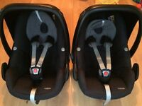 Maxi Cosi Pebble Car seat black crystal