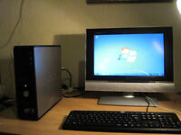 Dell ore2 duo full setup for sale
