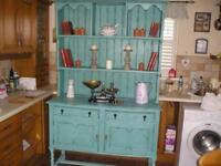 Vintage 1920's Welsh Dresser - Annie Sloan