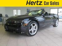 2015 Chevrolet Camaro CONVERTIBLE 2LT RS,Leather,Remote Start,Au