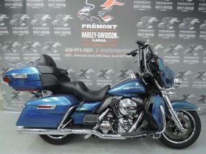 2014 Harley-Davidson FLHTK Electra Glide -