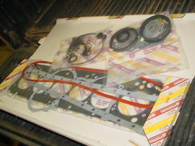 Nos Fiat Allis Iveco 8065 Engine Overhaul Gasket Set-take A Look