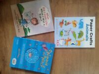 New Kids books and Paper crafts Animals, Winnie the witch
