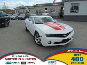 2011 Chevrolet Camaro 2LT | HEATED SEATS | LEATHER | ROOF | SAT