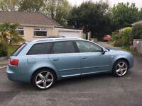 Seat Exeo 2.0 ST TDI 168bhp Estate (Audi A4 Avant)