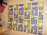 Lovely Russian children's goose down duvet, exquisite and very rare