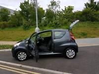 Peugeot 107 nice small car with Toyota engine