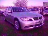 BMW 330d SE Touring automatic estate 2006 / 2 owners / 12 months MOT