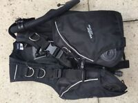 Mares Vector Chrome BCD size Small