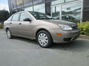 2005 Ford Focus AUTO SEDAN ONLY 142KM
