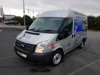 2013;63 ford transit 6 seater crew van no vat!!!!