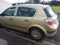 Auto astra gearbox issue spares or repair