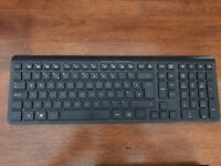 HP Wireless Keyboard and Mouse C6010 - great condition