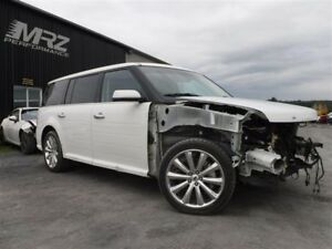 2013 Ford Flex LIMITED V6 AWD - Cuir - Toit -  Full - 6 pass.